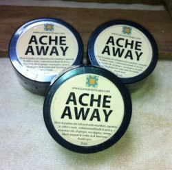 Ache Away Salve - Product Image