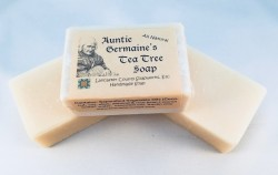 Auntie Germaine's Tea Tree Soap - Product Image