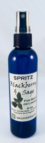 Blackberry & Sage Spritz - Product Image