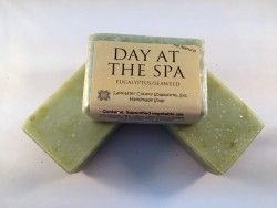 Day at the Spa - Eucalyptus/Seaweed    - Product Image