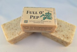 Full 'O Pep Soap - Product Image
