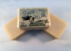 Goat Milk Unscented soap - Product Image