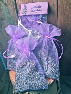 Lavender Sachets - Product Image