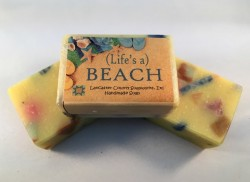 (Life's a) Beach Soap - Product Image