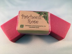 Patchouli-Rose  - Product Image