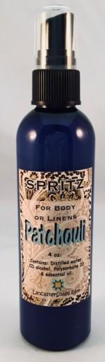 Patchouli Spritz - Product Image