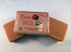 Rose Milk Soap - Product Image