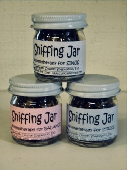 Sniffing Jar - Product Image