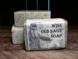 Wise Old Sage Soap - Product Image
